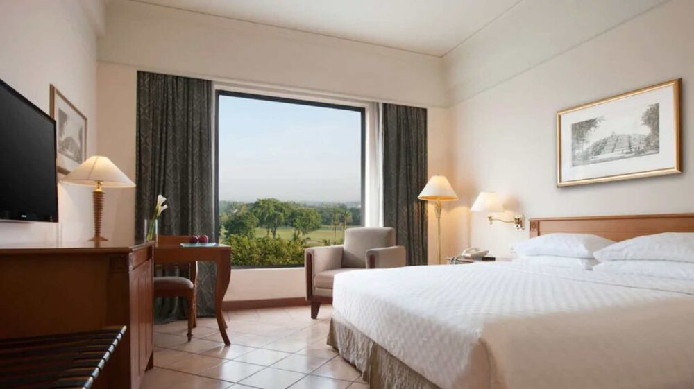 Hyatt Regency Yogyakarta Room review